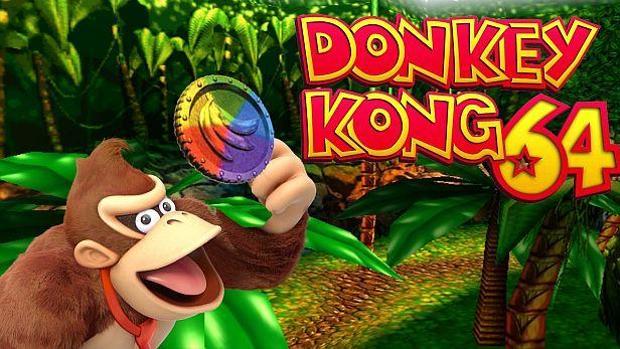Descubren una moneda secreta en «Donkey Kong 64» 18 años después de que se lanzara el videojuego
