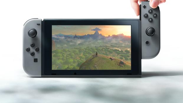 Nintendo Switch, la consola más extraña espera videojuegos