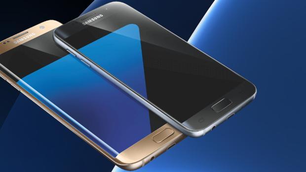 Detalle del Samsung Galaxy S7