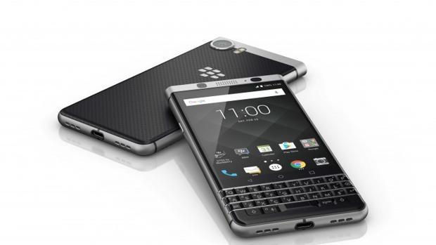 La resurrección de BlackBerry viene de la mano de KeyOne y Android