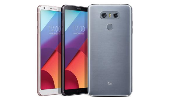 LG G6: adiós a los módulos; hola mega pantallas