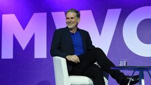 Reed Hastings, en el Mobile World Congress