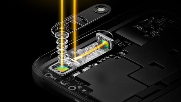 Oppo presenta la cámara del futuro para el «smartphone»: llegan los cinco aumentos