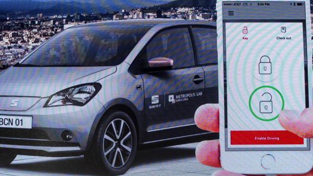 Las marcas de automoción apuestan por el coche conectado