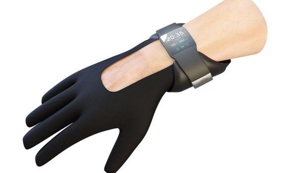 Una startup portuguesa crea un guante electrónico que permite levantar hasta 40 kg de peso sin esfuerzo