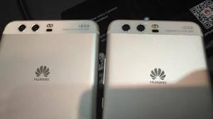 Detalles de los nuevos Huawei P10