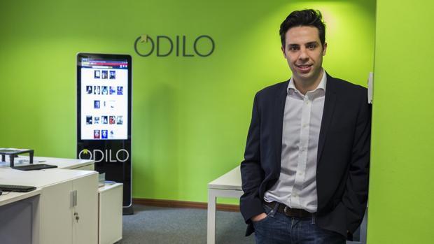 Rodrigo Rodríguez, fundador de Odilo