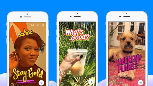 Facebook Messenger añade mensajería efímera al estilo de Snapchat