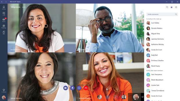 Microsoft Teams, la nueva herramienta profesional de Office 365, ya está disponible