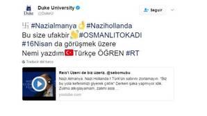 «Hackean» cientos de cuentas de Twitter para difundir mensajes de apoyo al presidente turco Erdogan