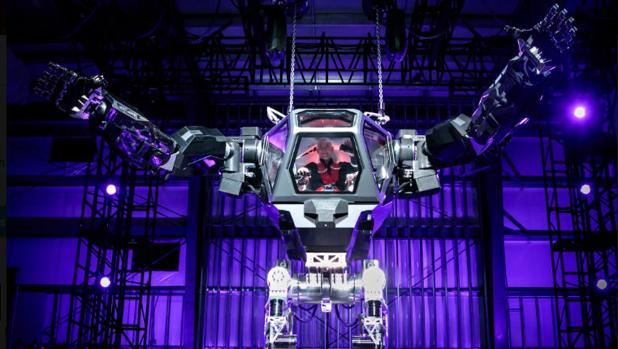 Jeff Bezos: «Me siento como Sigourney Weaver en Avatar»