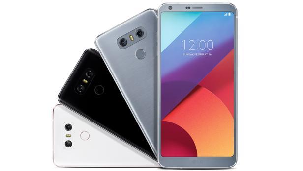 El LG G6 llegará a España el 13 de abril