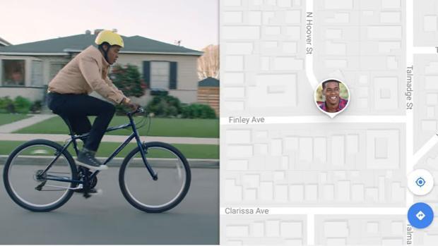 Google permitirá compartir tu ubicación en tiempo real