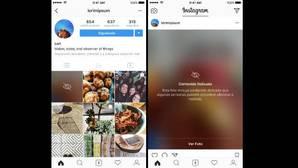 Instagram meterá en cuarentena las fotos «delicadas»