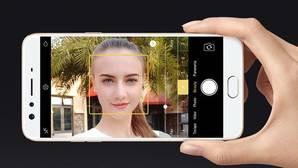 Oppo presenta el «smartphone» con la mejor doble cámara frontal del mundo