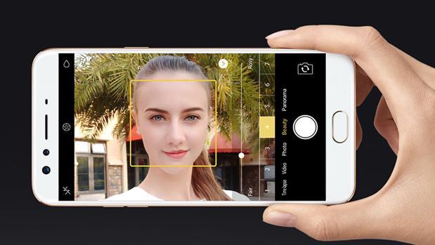 Oppo presenta el F3 Plus, el «smartphone» con la mejor doble cámara frontal del mercado