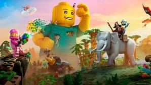 «Lego Worlds»: un viaje espacial a lo Minecraft a través de los bloques