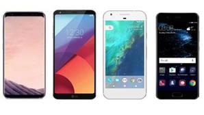 Comparativa: Galaxy S8 frente a sus rivales Android: ¿cuál es mejor?