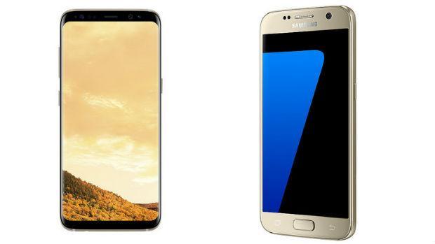 Comparativa entre Samsung Galaxy S8 y el Galaxy S7: ¿vale la pena cambiar?