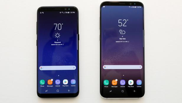 Luces y sombras del nuevo Samsung Galaxy S8