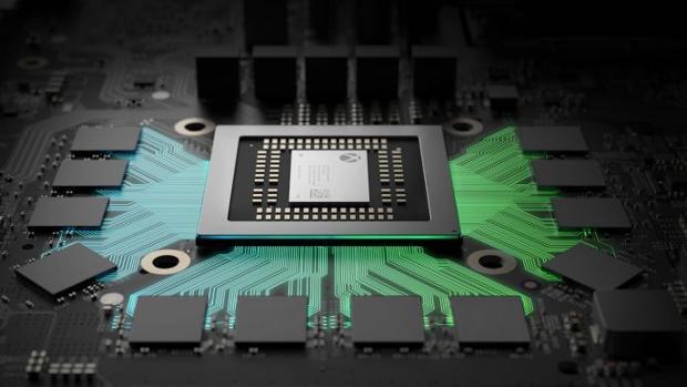 Así es el «veneno» de Xbox Scorpio con el que Microsoft quiere elevar el listón de la potencia gráfica