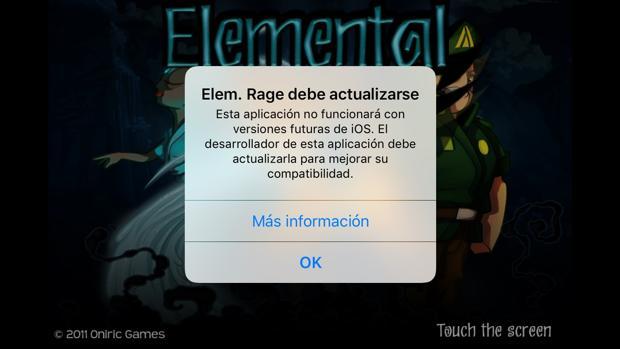 Toque de atención a los desarrolladores: la llegada de iOS 11 dejará inservibles miles de «apps»