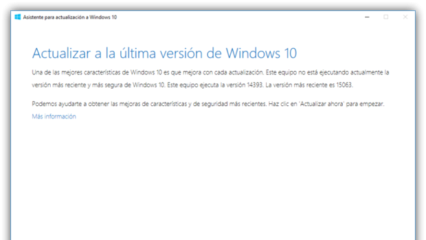 descargar ultima version de windows 10 gratis