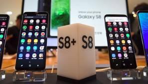 Los nuevos Samsung Galaxy S8