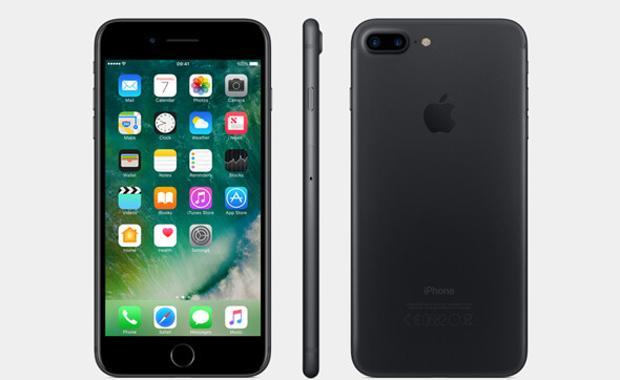 Detalle del iPhone 7 Plus, uno de los modelos más actuales