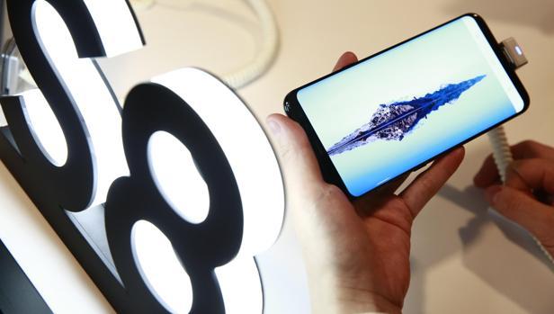 El nuevo smartphone de Samsung Galaxy S8 Plus