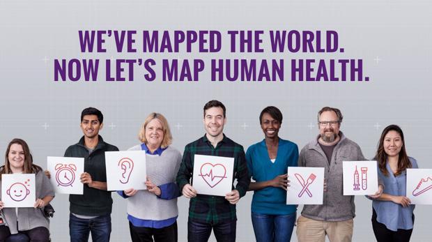 Google se lanza en un nuevo y ambicioso proyecto de investigación sobre la salud humana