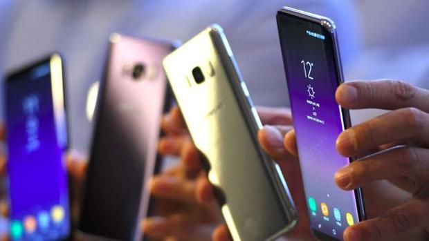 La huella se queda atrás en los «smartphones»
