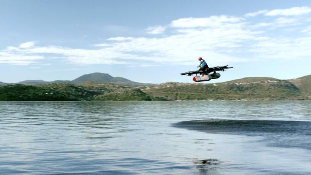 Kitty Hawk hace el sueño realidad de coche volador