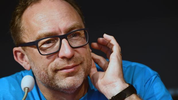 Jimmy Wales, cofundador de Wikipedia