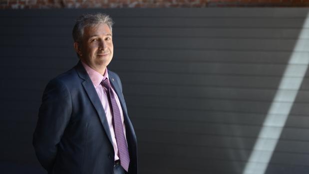 Enrique Ávila, Jefe de Seguridad de la Información de la Guardia Civil y Director del Centro Nacional de Excelencia de Ciberseguridad