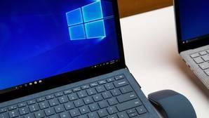 Detalle del nuevo ordenador de Microsoft