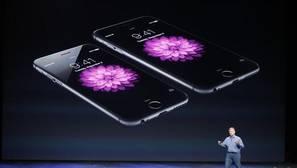 Phil Schiller, vicepresidente de Apple, durante su intervención el pasado septiembre