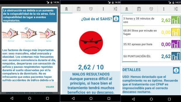 MyOSA, una «app» para controlar la apnea del sueño en tiempo real desde el móvil