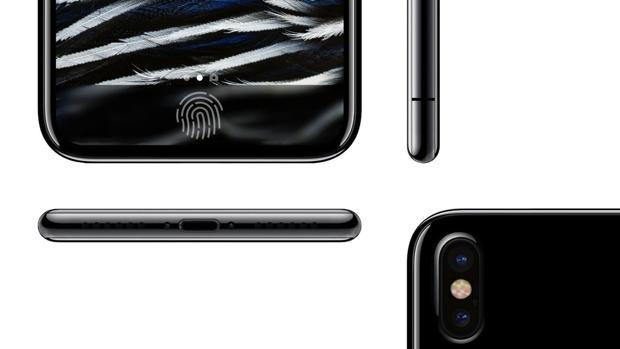 Imágenes del nuevo iPhone 8 filtradas
