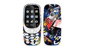 ¿Quieres diseñar un Nokia 3310?
