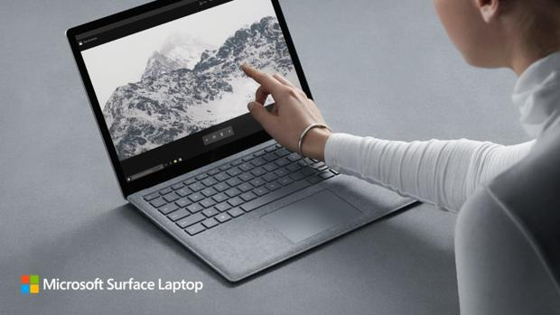 Microsoft Surface Laptop con Windows 10 S