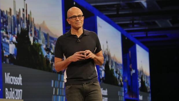Satya Nadella, consejero delegado de Microsoft