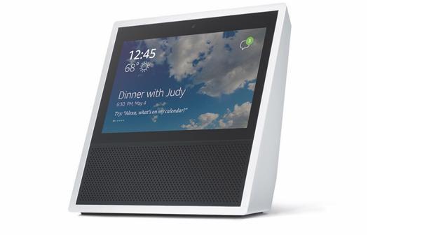 Echo Show: Amazon le pone una pantalla a su hogar inteligente