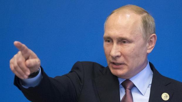 Putin: «La fuente primaria del virus son los servicios secretos de EE.UU.»
