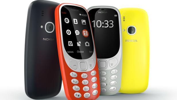 El Nokia 3310 sale a la venta el 24 de mayo
