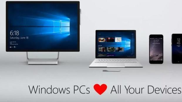 Windows 10 Fall Creators Update llega en otoño