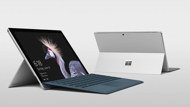 Microsoft mantiene el listón con Surface Pro
