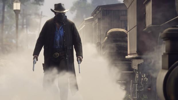 Captura del videojuego «Red Dead Redemption 2»