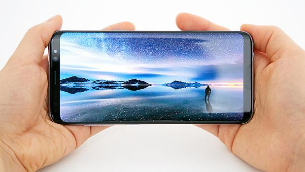 Así se «hackea» el escáner de iris del Samsung Galaxy S8
