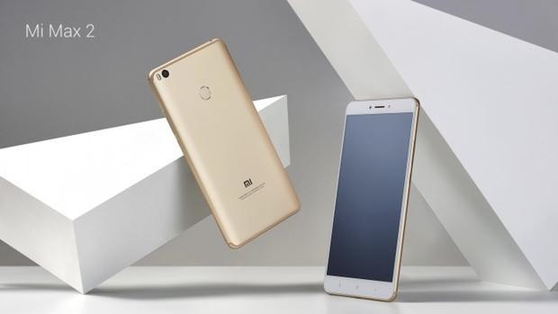 Xiaomi Mi Max 2 va a la caza del iPhone 7 Plus con una batería más grande que una tableta